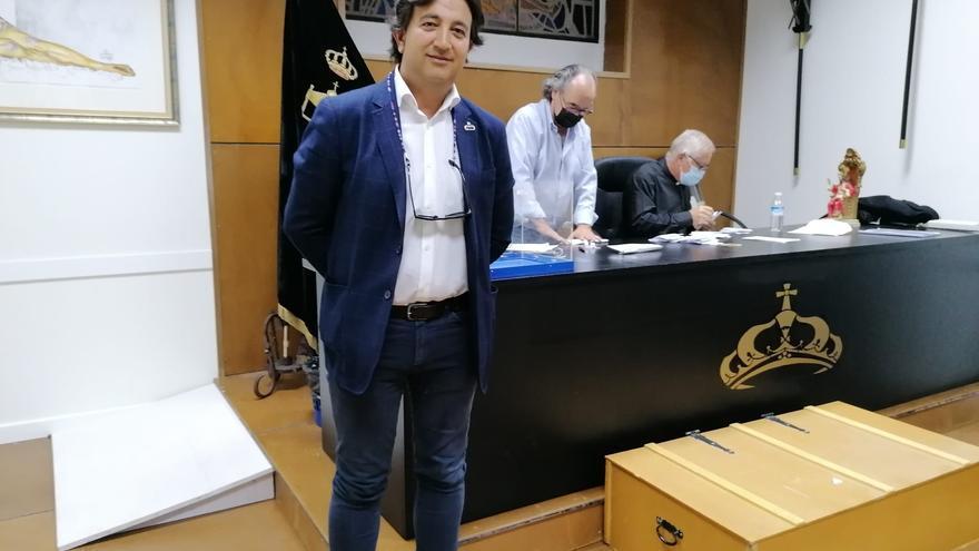 Ricardo Alonso Galán promete dirigir el Santo Entierro desde la colaboración
