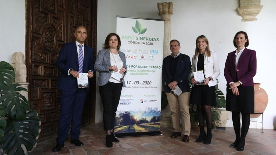IAS – CSIC, Ifapa y Etsiam se unen para las primeras jornadas Agrosinergias Córdoba 2020