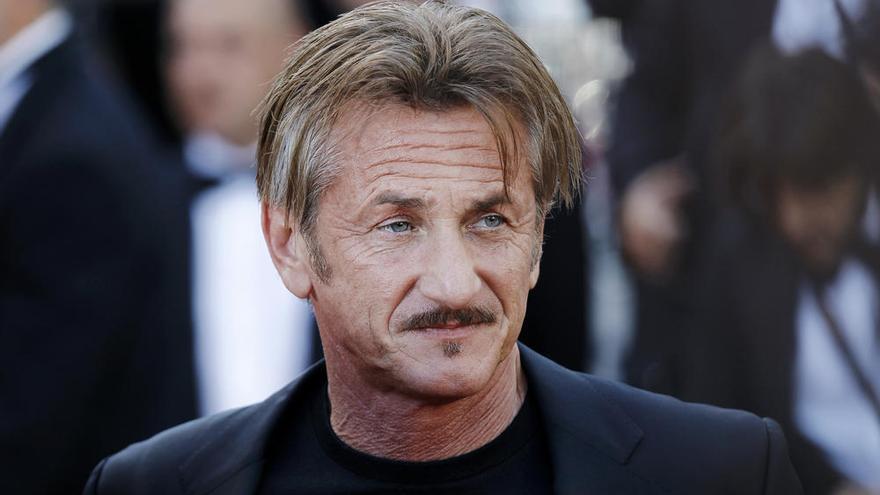 Los 60 años de Sean Penn, actor de método y polémico animal político