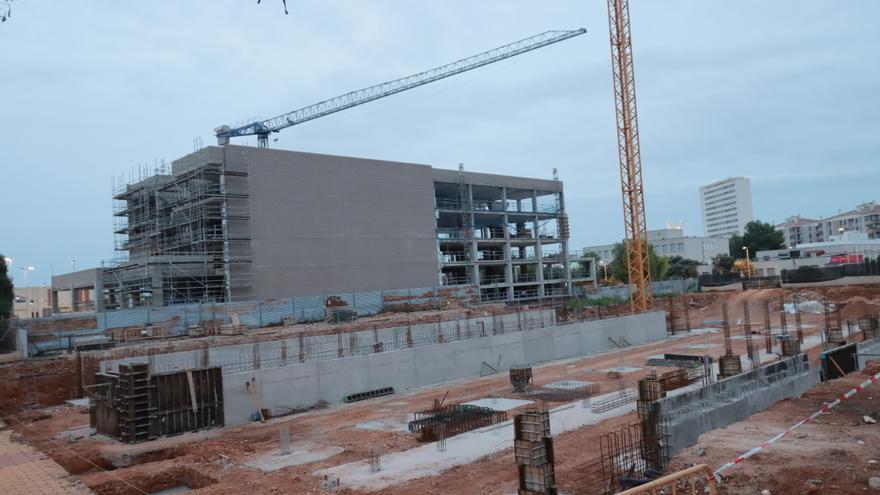 Castelló avanza en su desarrollo con siete grandes obras en marcha por 48 millones
