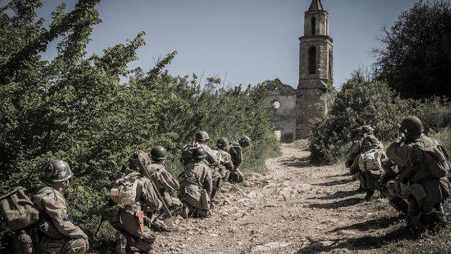 Catalunya com a escenari de batalles de la Segona Guerra Mundial