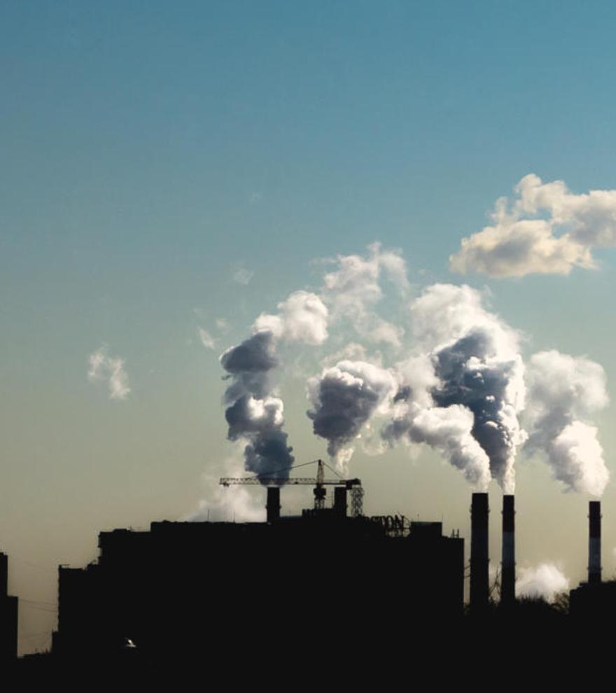 El CO2 en la atmósfera aumenta en cuatro años lo que tardó 200