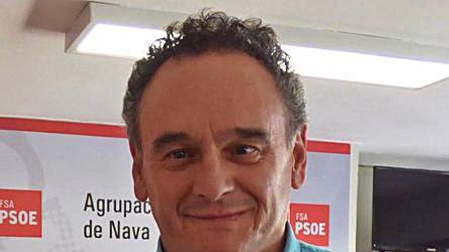 El alcalde de Nava, positivo en covid-19 tras un falso negativo