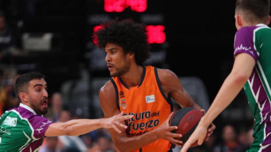 Milosavljevic destroza al Valencia Basket en La Fonteta
