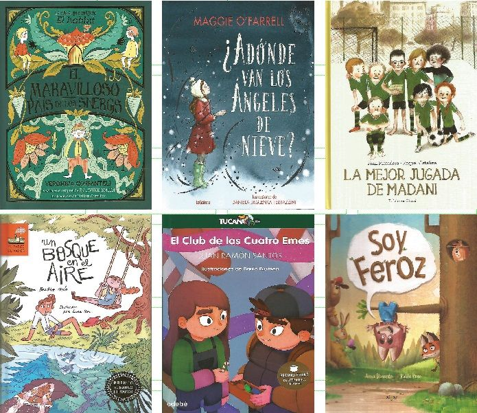 Literatura infantil y juvenil.