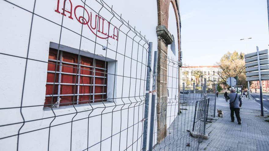 La diputación inyecta fondos a la plaza de toros de Cáceres