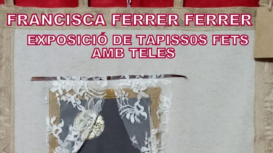 Exposición de Francisca Ferrer Ferrer