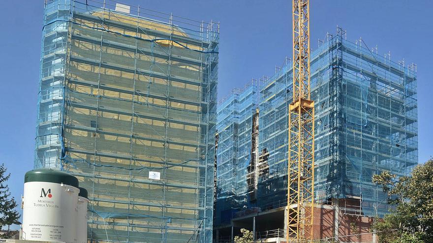 La venta de pisos creció en nueve municipios frente al descenso en Pontevedra y Sanxenxo