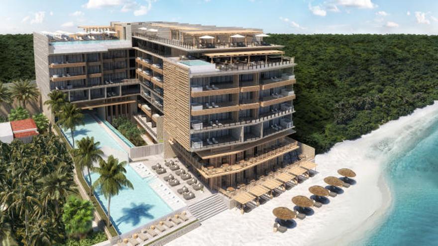 TM Grupo Inmobiliario inaugura su tercer hotel en la Riviera Maya