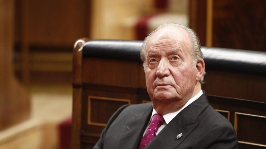 El rei emèrit controlava des de Suïssa milions d'euros en accions d'empreses de l'Ibex