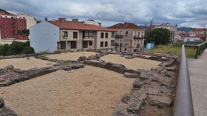 Inician las limpiezas en las dos zonas arqueológicas de la ciudad