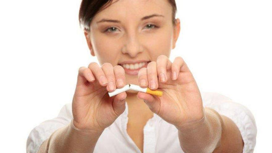 Dejar de fumar por láser en tres sesiones