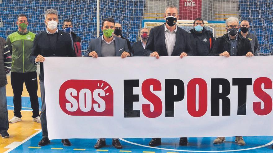 El deporte mallorquín aúna fuerzas: «Nos estamos muriendo»
