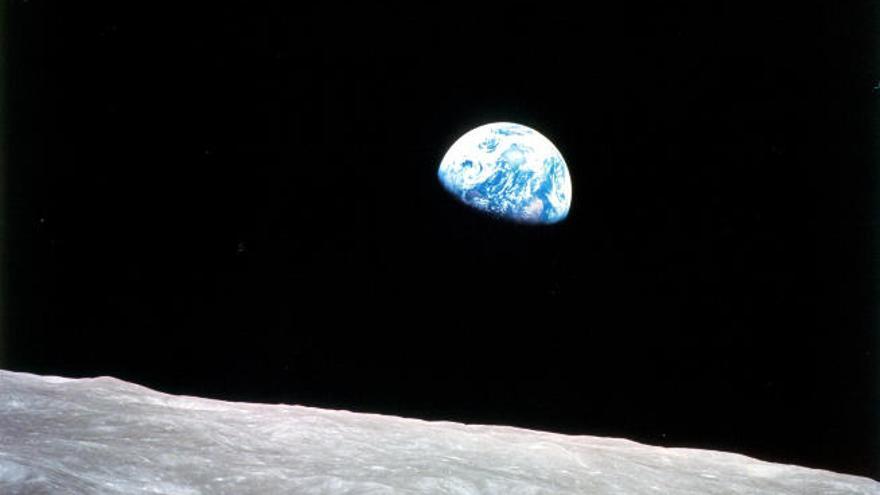 Contemplación de la Tierra