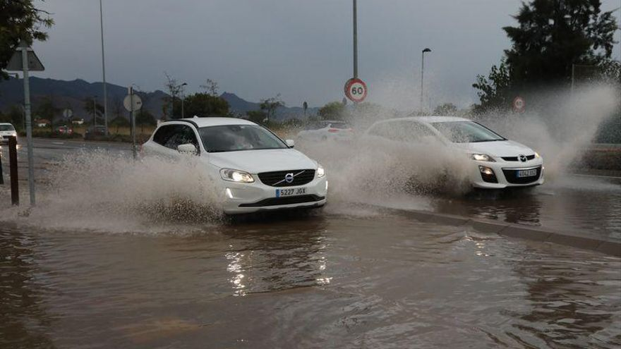 El temporal será más agresivo en Castellón