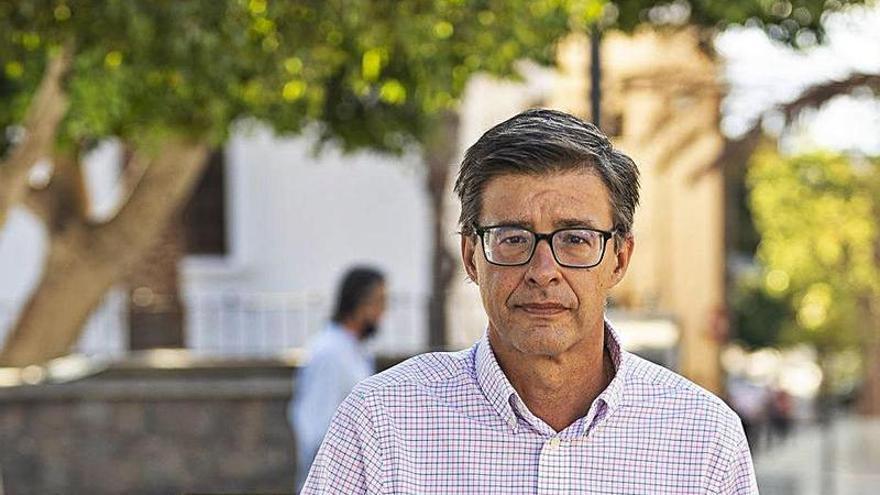 Juan Manuel Verdugo: «Los vecinos demandan en este tiempo estabilidad política»