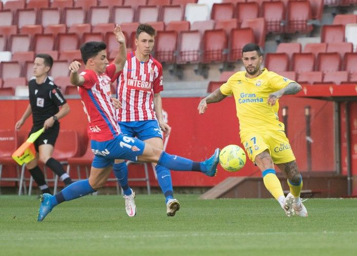 Laliga SmartBank: Sporting Gijón - UD Las Palmas