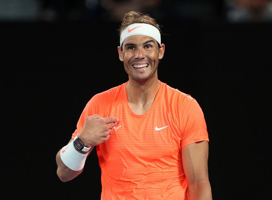 Abierto de Australia: Michael Mmoh - Rafa Nadal