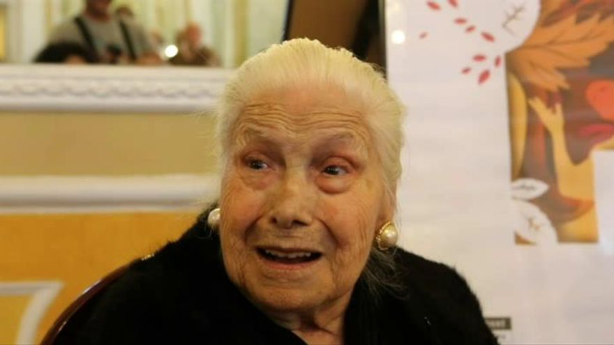 Fallece Lola Martínez, la trabajadora más antigua del Teatro Principal de Alicante
