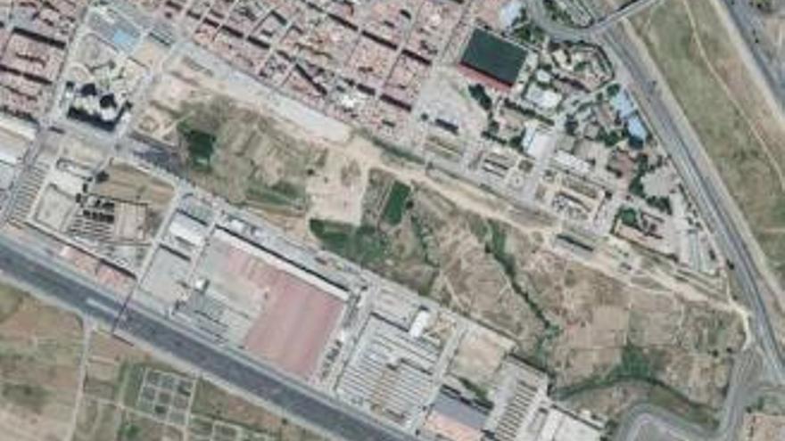 Hormigones Martínez empieza las obras del PAI de 2.330 pisos de Quart de Poblet