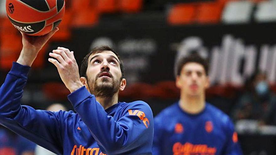 Cambio de horario en el partido UCAM Murcia - Valencia Basket