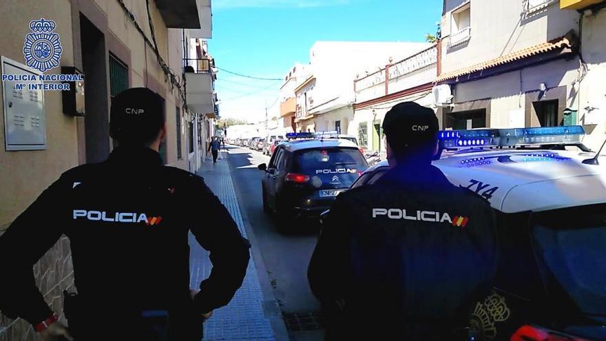 Identificado el varón que dañaba coches en la bajada de San Pablo en Zamora