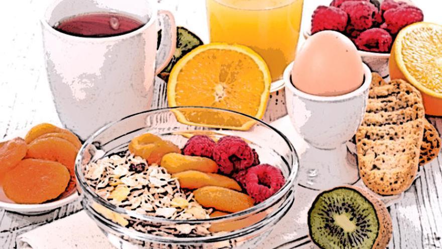 El desayuno sí importa