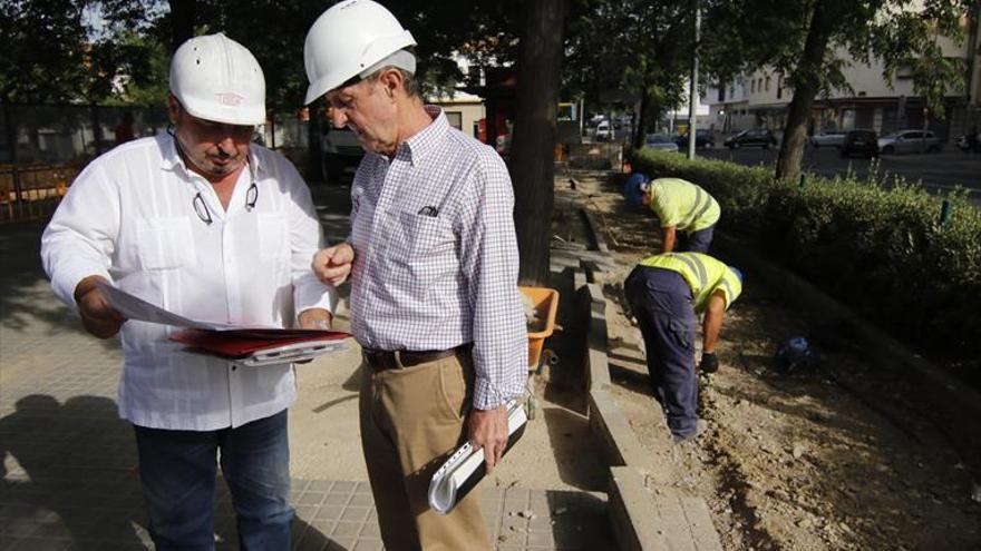 El Ayuntamiento prioriza el arreglo de los carriles bici del entorno del casco