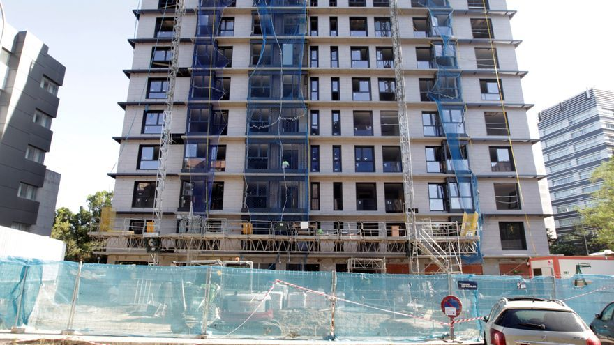 La firma de hipotecas rompe su tendencia negativa y se dispara un 35,1% en marzo