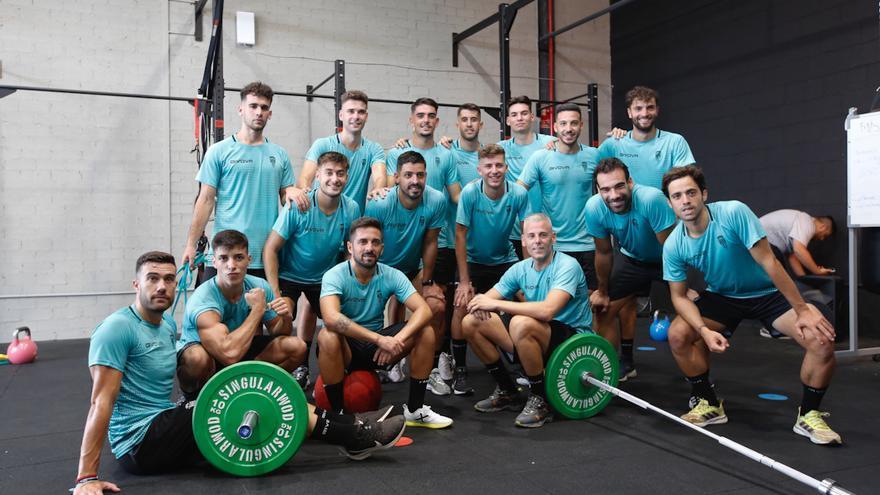 Arranca el Córdoba Futsal: ilusión, sudor y reguetón