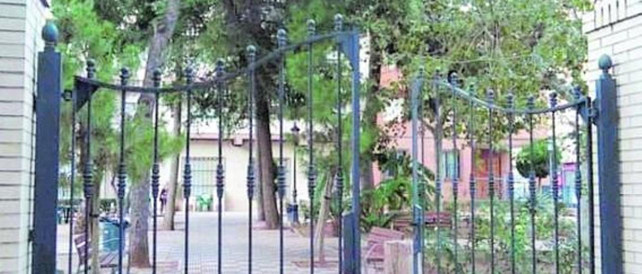La  residencia Antonio y Julio Muñoz de Albal.  | L-EMV