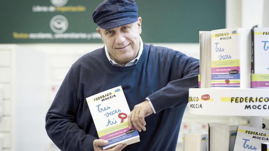 """Federico Moccia cierra """"con dolor"""" su trilogía"""