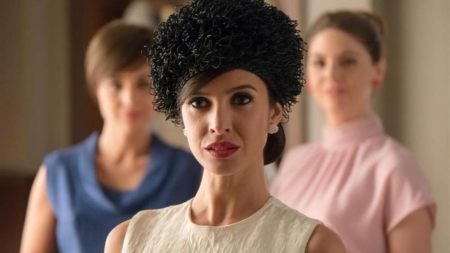 """Paula Prendes: """"Es inevitable emocionarme con 'Gran Hotel'"""""""