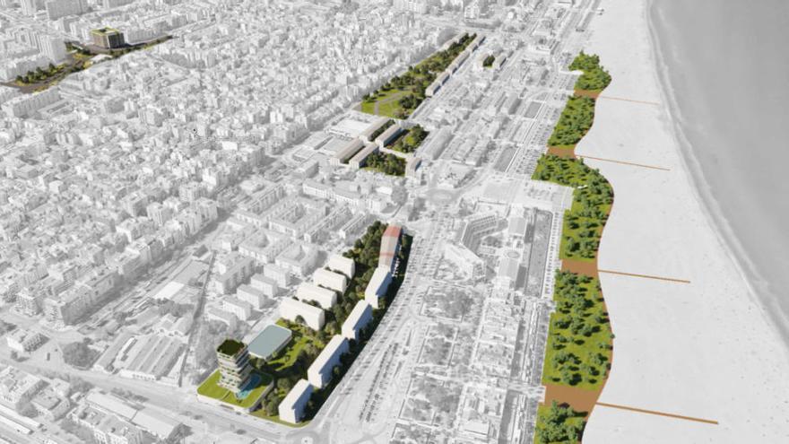 Plan Cabanyal venderá bajos y locales para obtener recursos con que rehabilitar viviendas