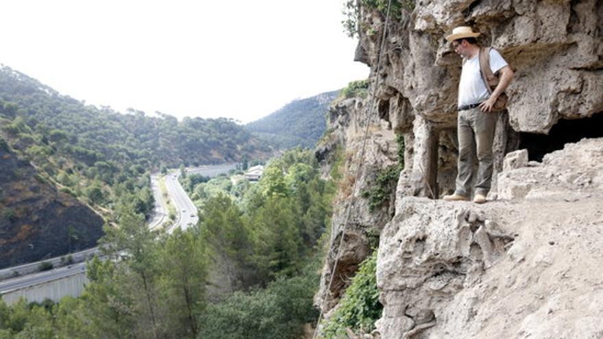 Les excavacions a l'Abric de la Consagració de Capellades treuen a la llum que els primers humans moderns hi van fer estada