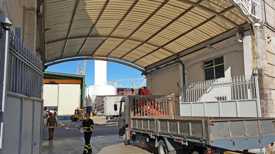 Uninaval confía en Barreras, pero condiciona su apoyo al cobro de la deuda