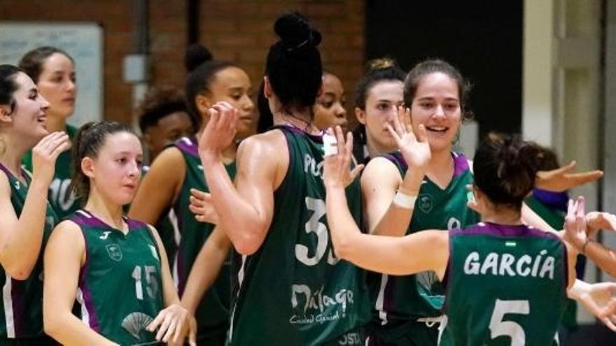 El Unicaja Femenino volverá a jugar en Liga el 7 de febrero frente al Picken Claret