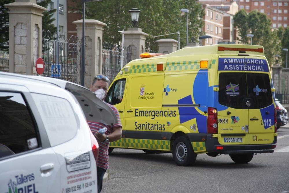 Grave accidente de tren en La Hiniesta (Zamora) con heridos y dos muertos