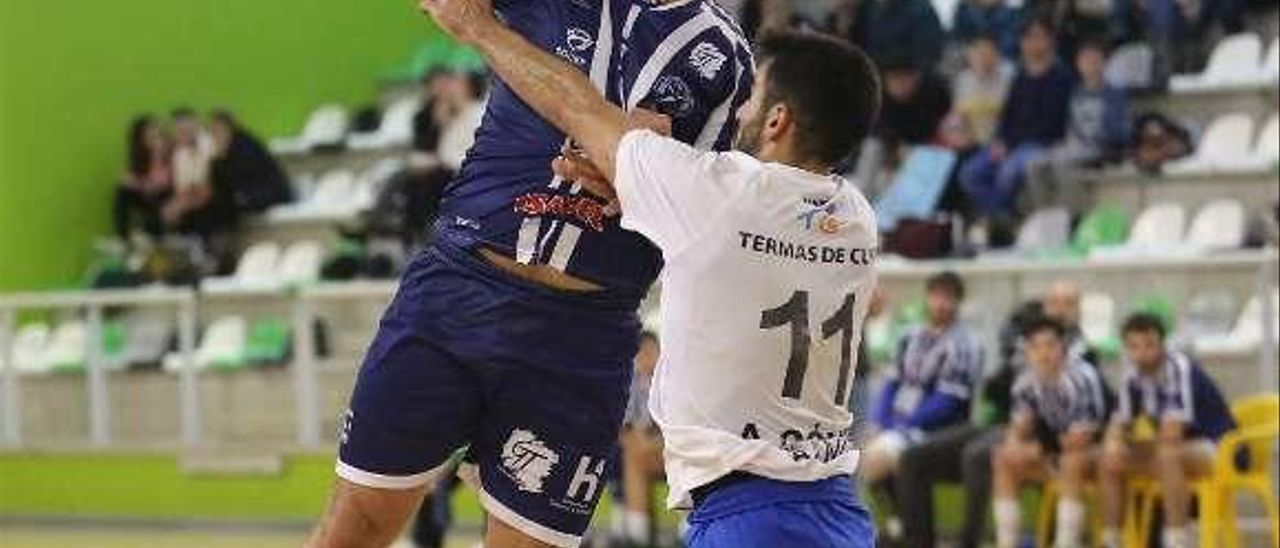 Los grovenses juegan en Monte da Vila a las 17.00 horas. // Muñiz