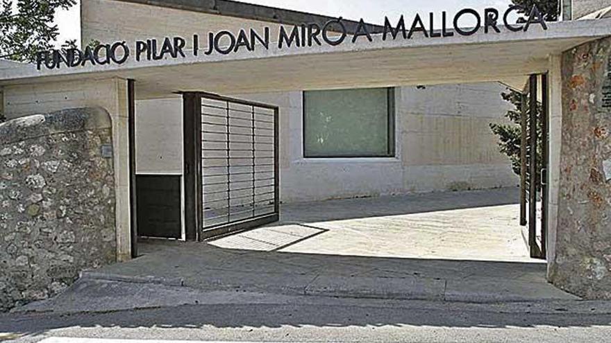 El equipo educativo de la Fundació Miró se adapta a la nueva normalidad