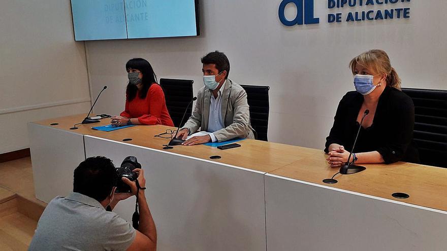Mazón refuerza a Ana Serna en la Diputación y la señala como sucesora