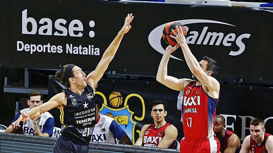 L'Iberostar va fonamentar el triomf en pocs minuts  Pedro Martínez: «En cert moment no hem sumat i hem anat cap avall»