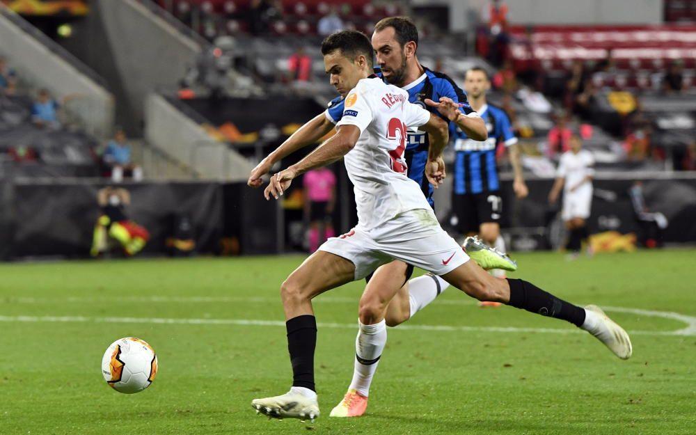 Las imágenes de la final: Sevilla - Inter.