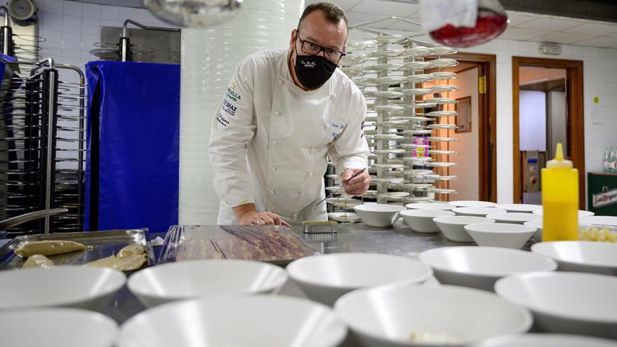 """La gastronomía murciana llega a Santander con un menú """"dos estrellas Michelín"""""""