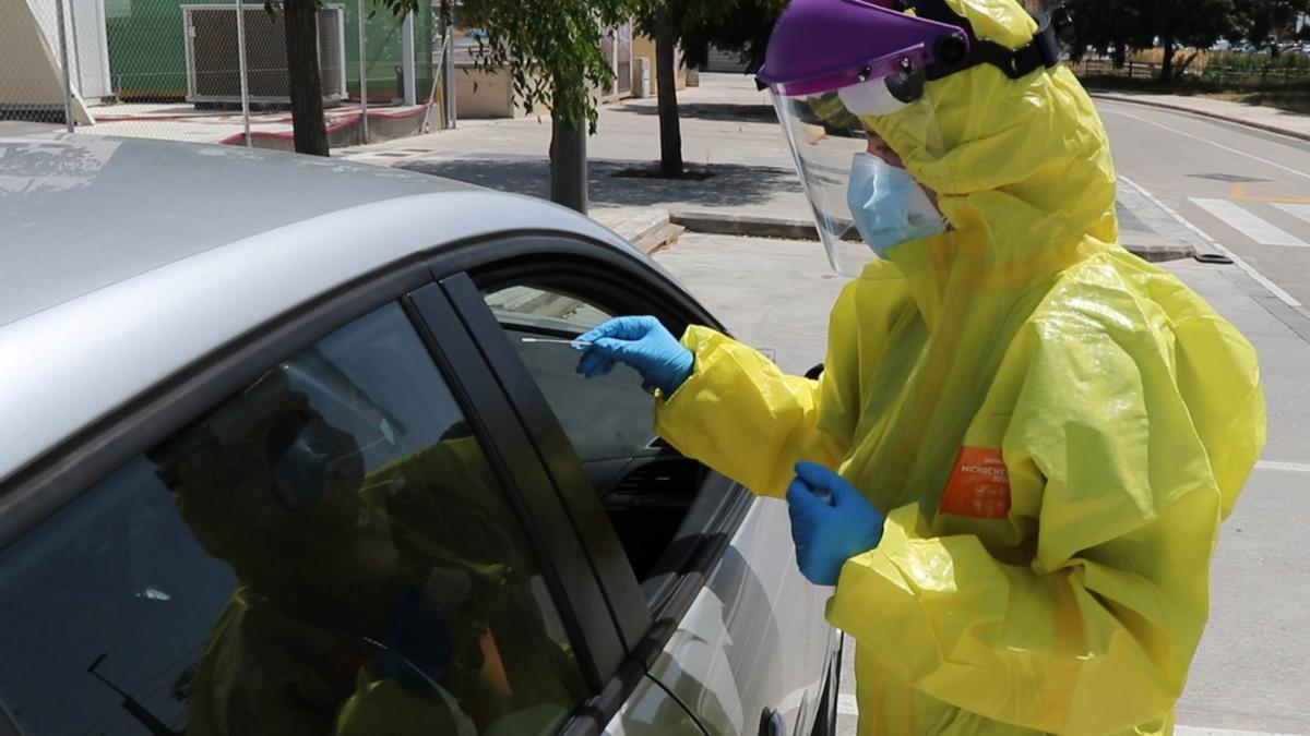 Un total de 246 municipios valencianos suman nuevos casos durante el fin de semana
