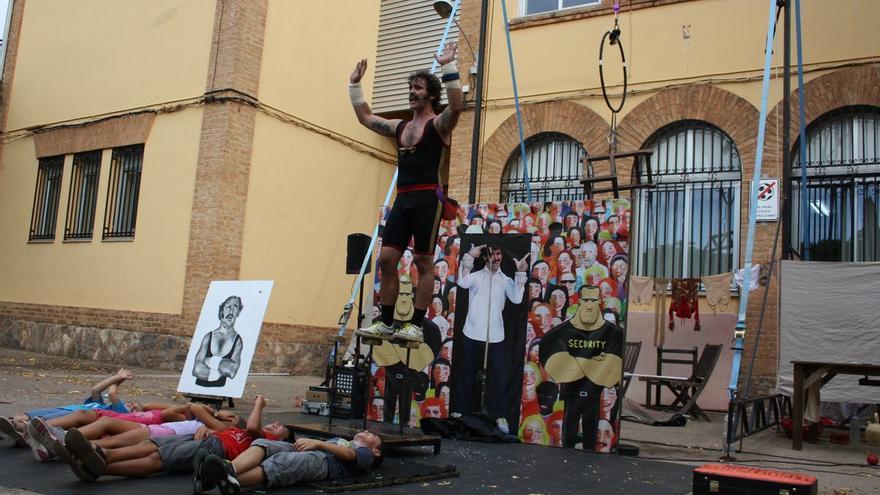 El Festival Bagatge vuelve a Betxí cargado de humor