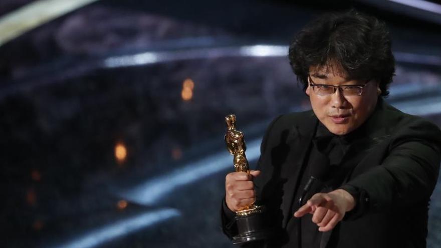 «Parásitos» fa història emportant-se quatre Oscars