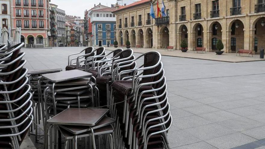 La incidencia de la tercera ola en Asturias: Avilés, a la espera de que se suavicen las restricciones y mejoran los datos en Oviedo y Gijón