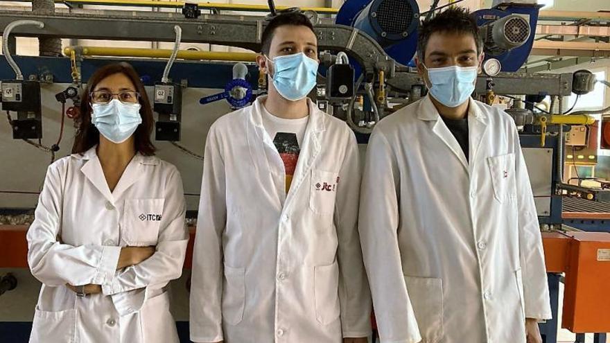 El  ITC quiere reducir  emisiones de CO2 en la producción de cerámica