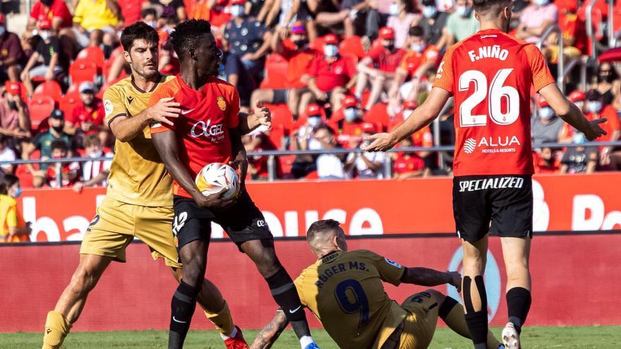 El Levante no reacciona en Mallorca y sigue desangrándose (1-0)